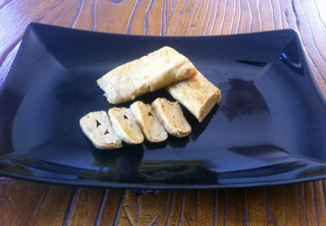 Tortilla dulce japonesa