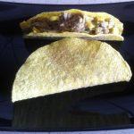 Tortillas mexicanas con ensalada