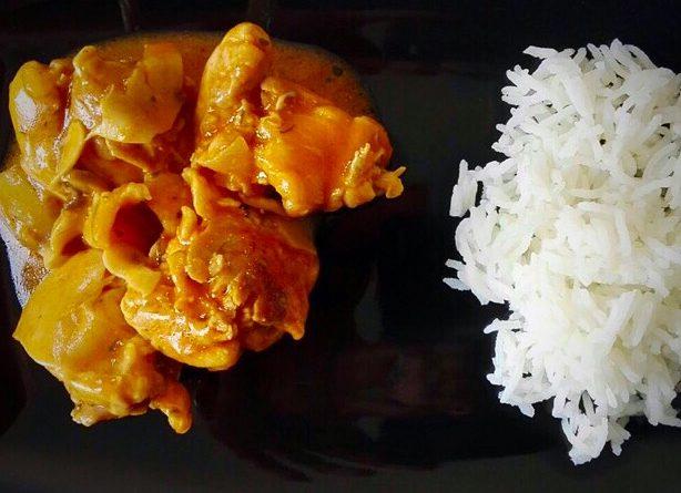 Pollo Tikka Massala fácil