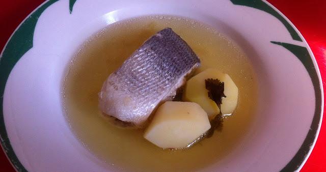Caldo de pescado básico