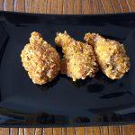 Alitas de pollo con kikos