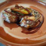 Lomo de ternera con foie y reducción de Pedro Ximénez