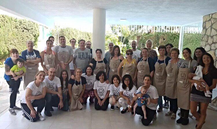 Cocinarparacuatro en el primer encuentro de Cookpad España