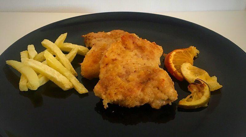Contramuslos de pollo con cítricos