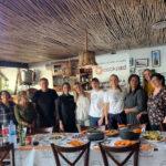 CocinarParaCuatro, en el encuentro de autores de Cookpad, en Tenerife