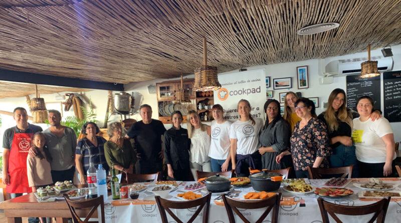 CociparParaCuatro, presente en el encuentro de autores de Cookpad, en Tenerife.