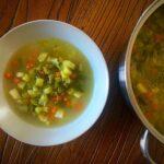 Sopa de verduras | 100% casera