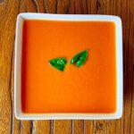 Salsa de tomate casera (básica y rápida)