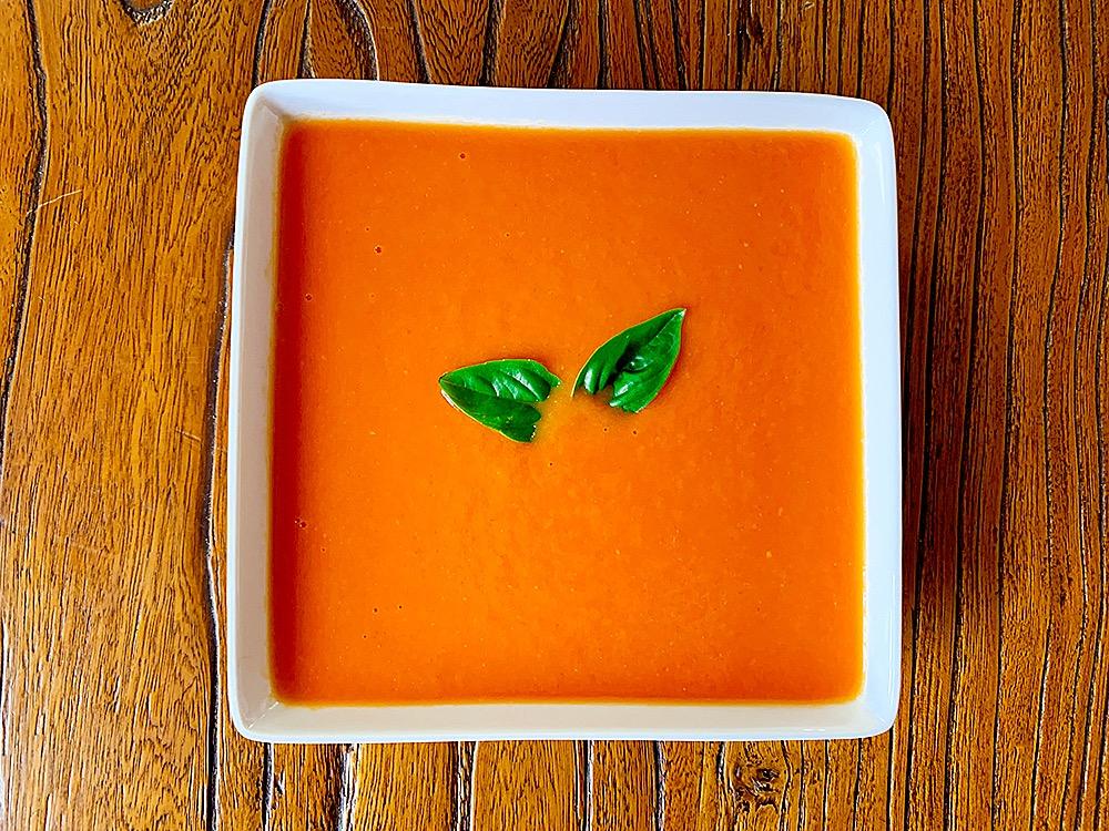 Salsa de tomate casera básica