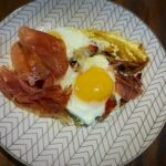 Huevos a la campesina