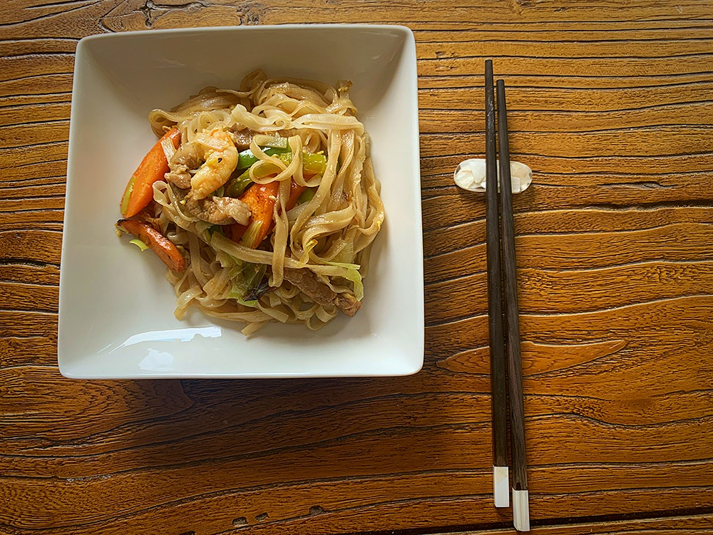 Noodles de aprovechamiento