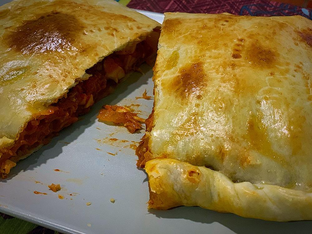 Empanada exprés